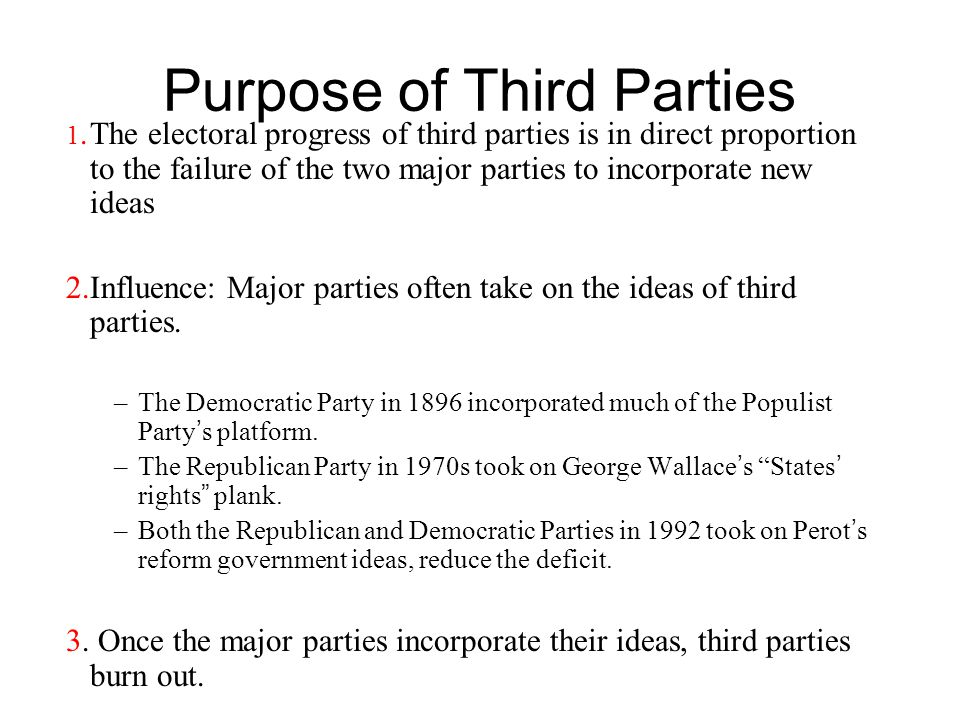 What is the purpose of a political campaign? - Quora