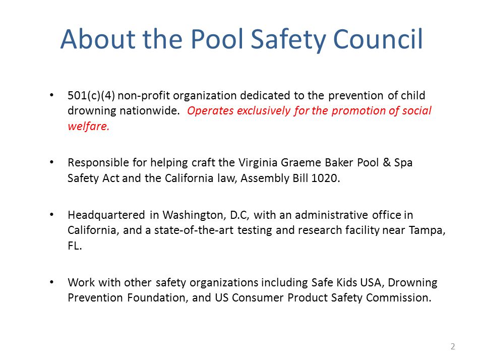California Ab1020 Paul Pennington A Pain In The Drain Ppt Download