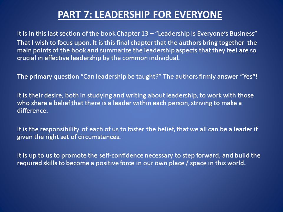 leadership challenge moving to leadership business essay 4 ways to define leadership  and personal challenges while leadership is  wrong so they can move past a mistake leadership is the ability to .
