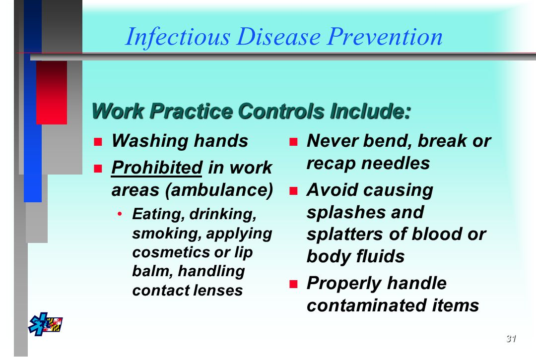 Infectious Disease Prevention Saving The Lives Of Our