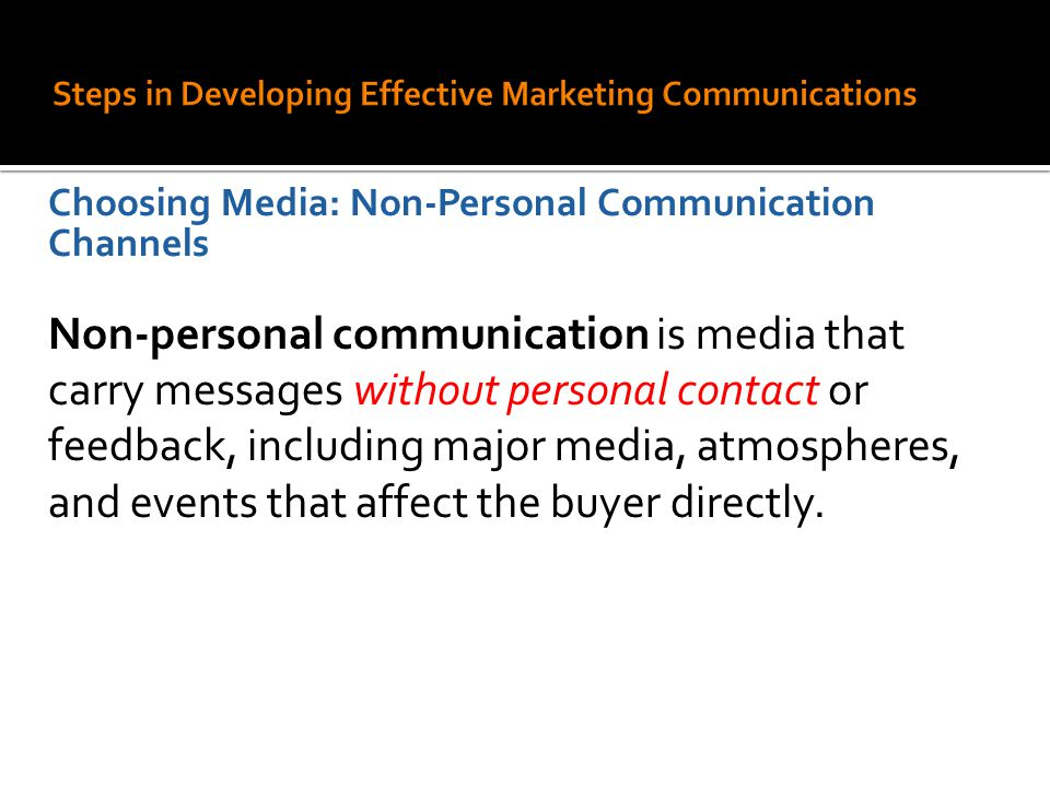 main problems affecting marketing communications Attributes and supports social media as marketing communication channel   the main problem of the research can be stated as follows.