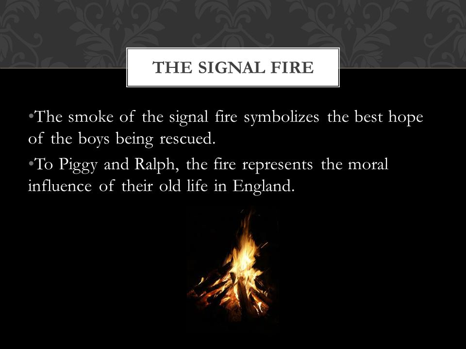 lord of the flies symbolism ppt  3 the
