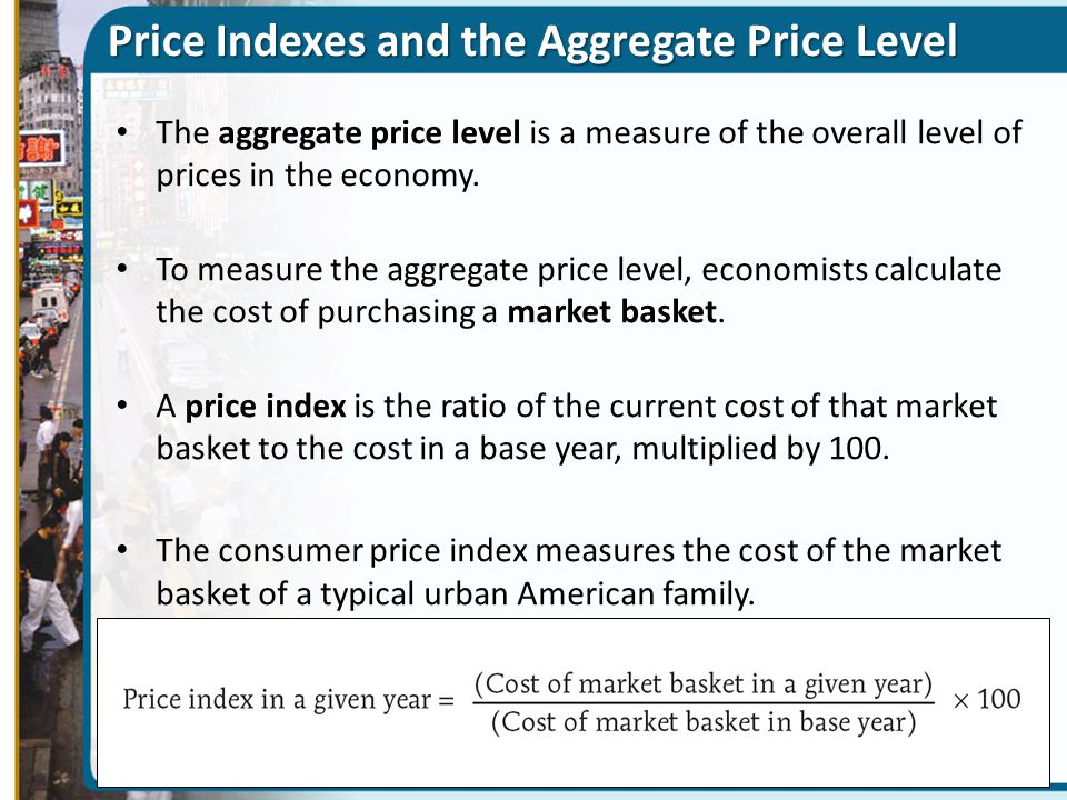 Price Indexes and the Aggregate Price Level