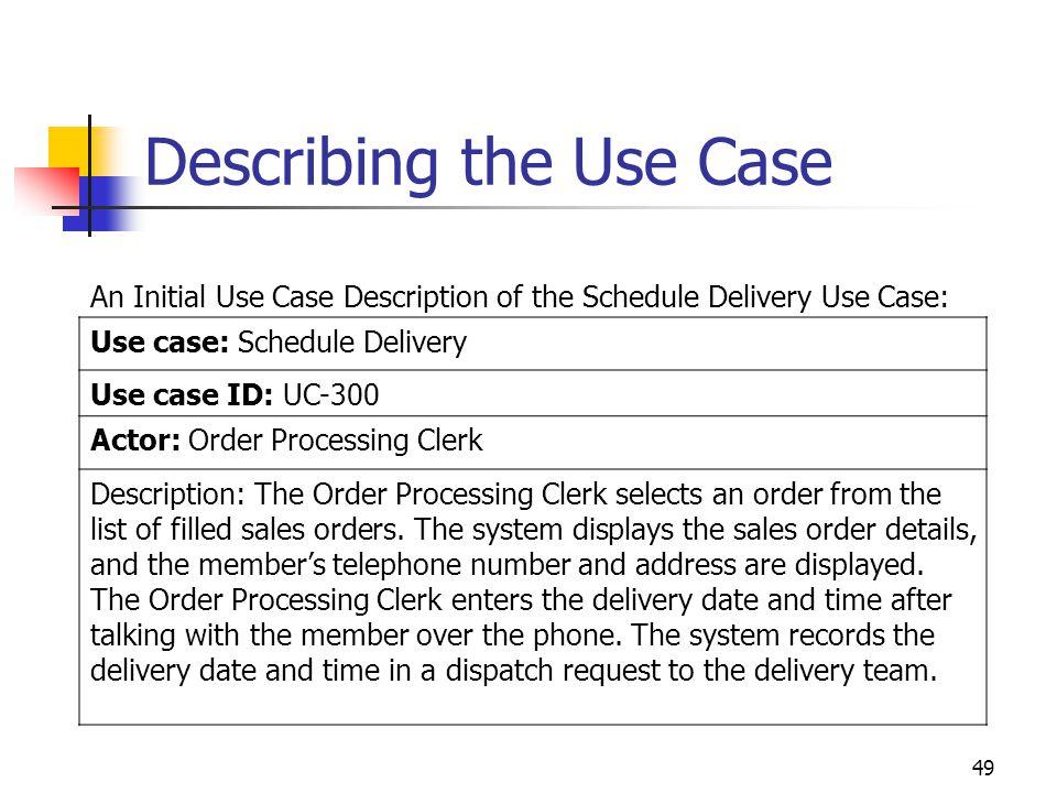 chapter 3 use case modeling analysis ppt download. Black Bedroom Furniture Sets. Home Design Ideas