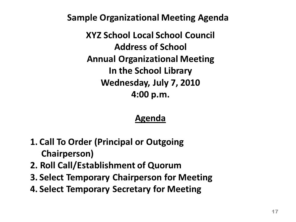 Office Of Local School Council Relations - Ppt Download