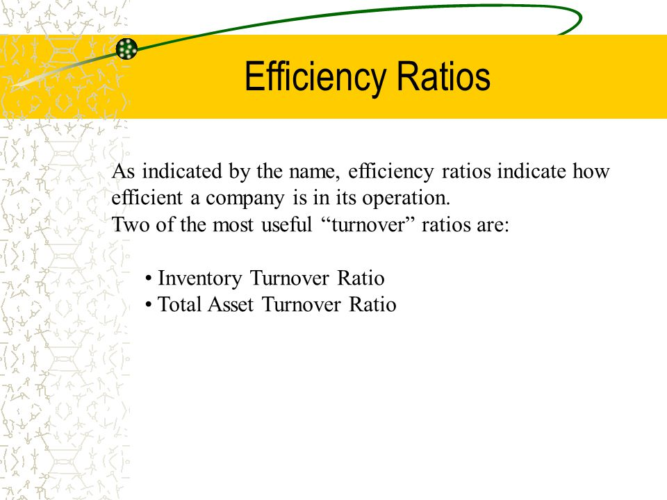 Financial Ratios Lecture 6 - ppt video online download
