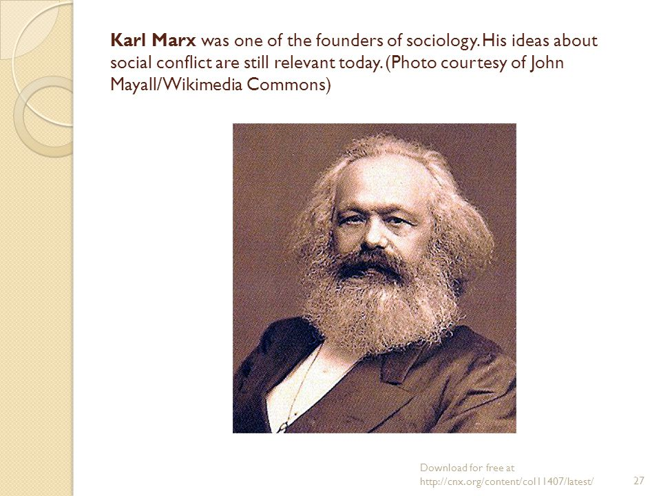 karl marx and his ideas Karl marx was expelled from germany and a number of other countries for his radical ideas theories of social class karl marx was one of the first social scientists to focus mainly on social class .