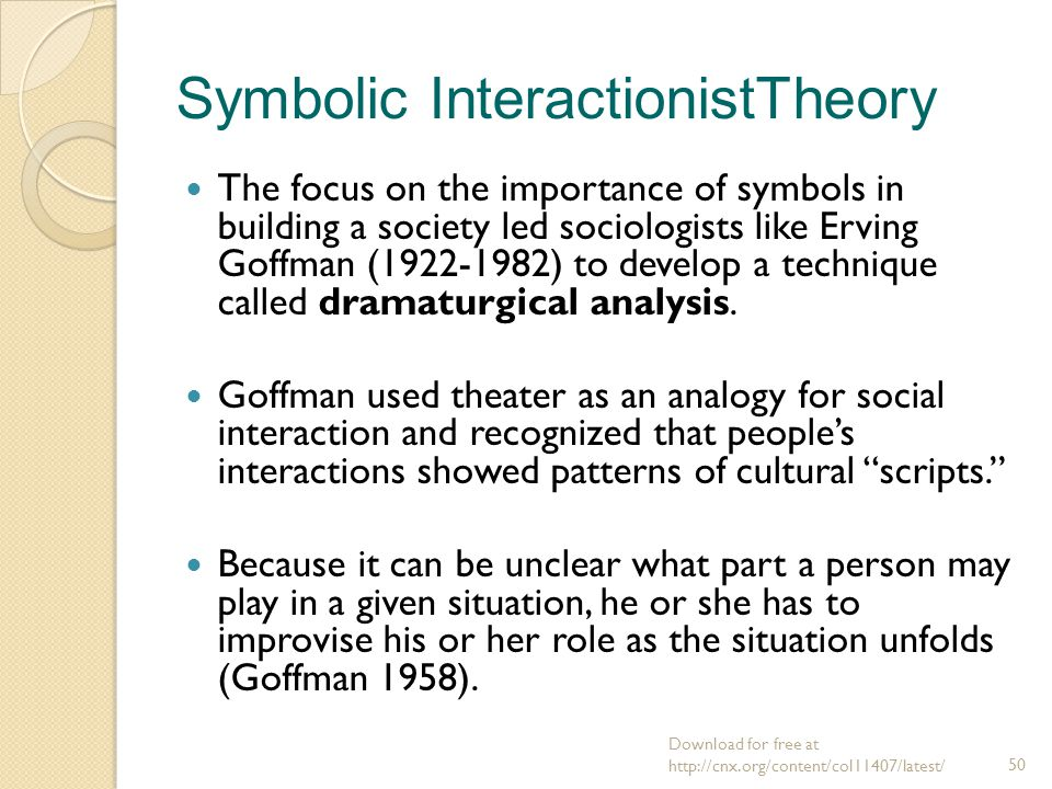 Erving Goffman Focuses On Form Of Term Paper Academic Writing