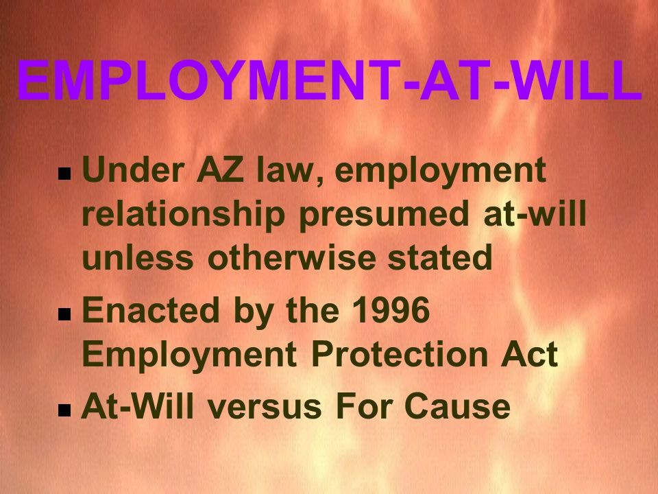 the destruction caused by hiring in laws The law forbids discrimination in every aspect of employment the laws  or practices, unless doing so would cause difficulty or expense for the employer .