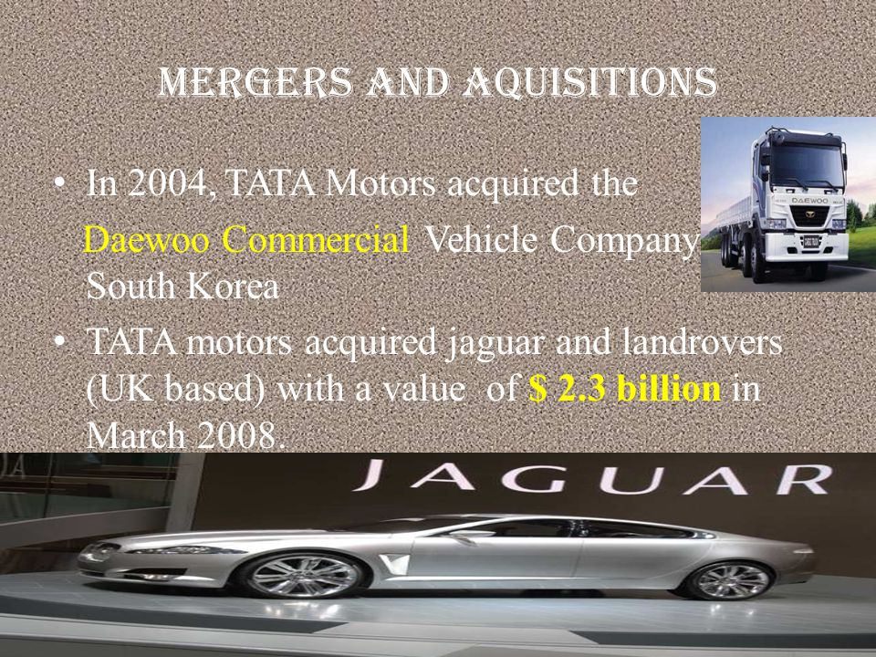 Tata Daewoo Commercial Vehicle Company