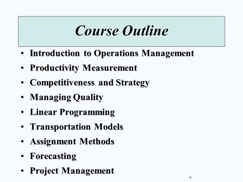 the scope and role of linear programming in solving management problems Integer programming is a subset of linear programming  mba operations management member of orsi  about the difficulty of solving integer programming problems .