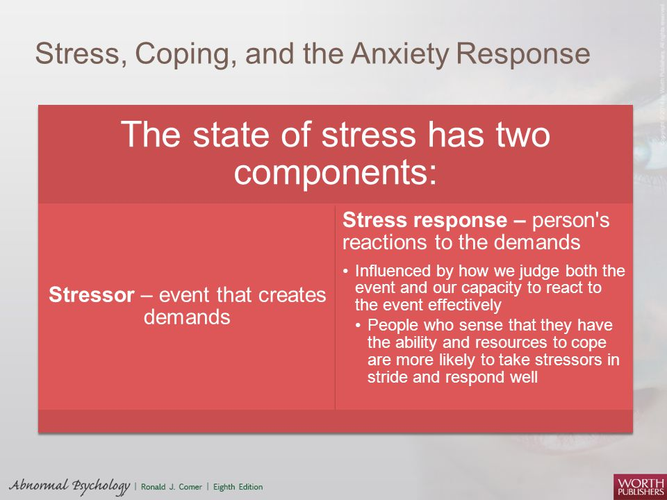 coping with stress and anxiety pdf