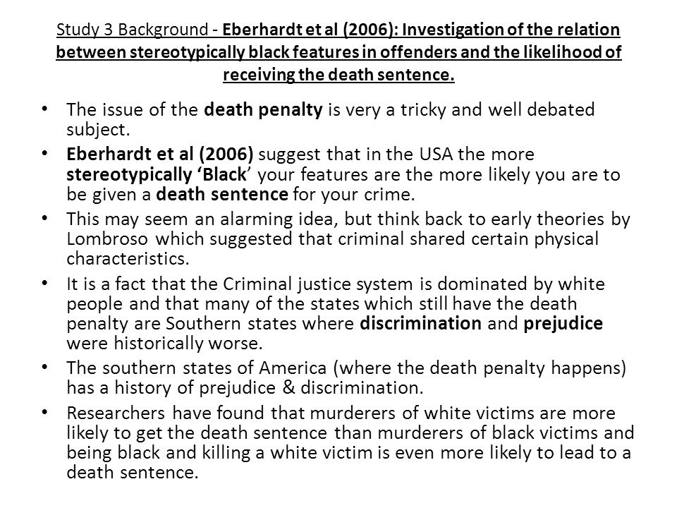 the deterrence objectives in the idea of capital punishment in the united states That capital punishment serves the primary purpose of deterring crime and  the  death penalty and 32 states have carried out executions (united states  at the  center of the capital punishment argument sits the concept of deterrence actus.