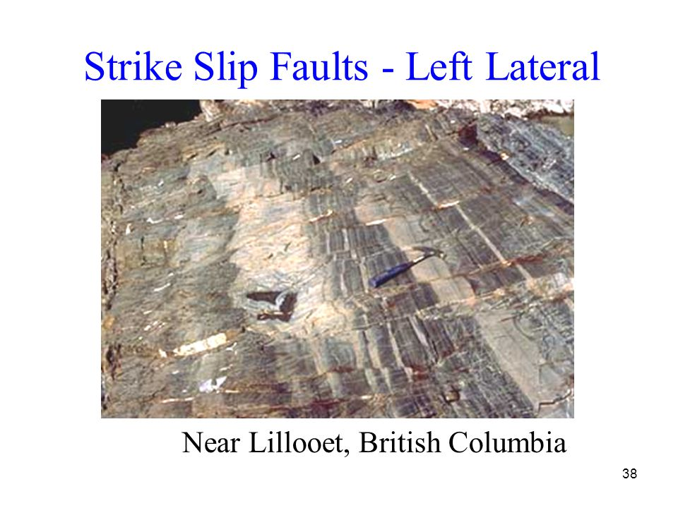 Folding, Faulting, and Mountains - ppt video online download