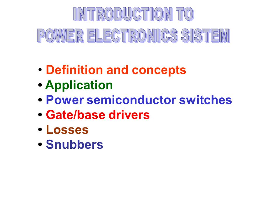 Vedam subrahmanyam electric drives