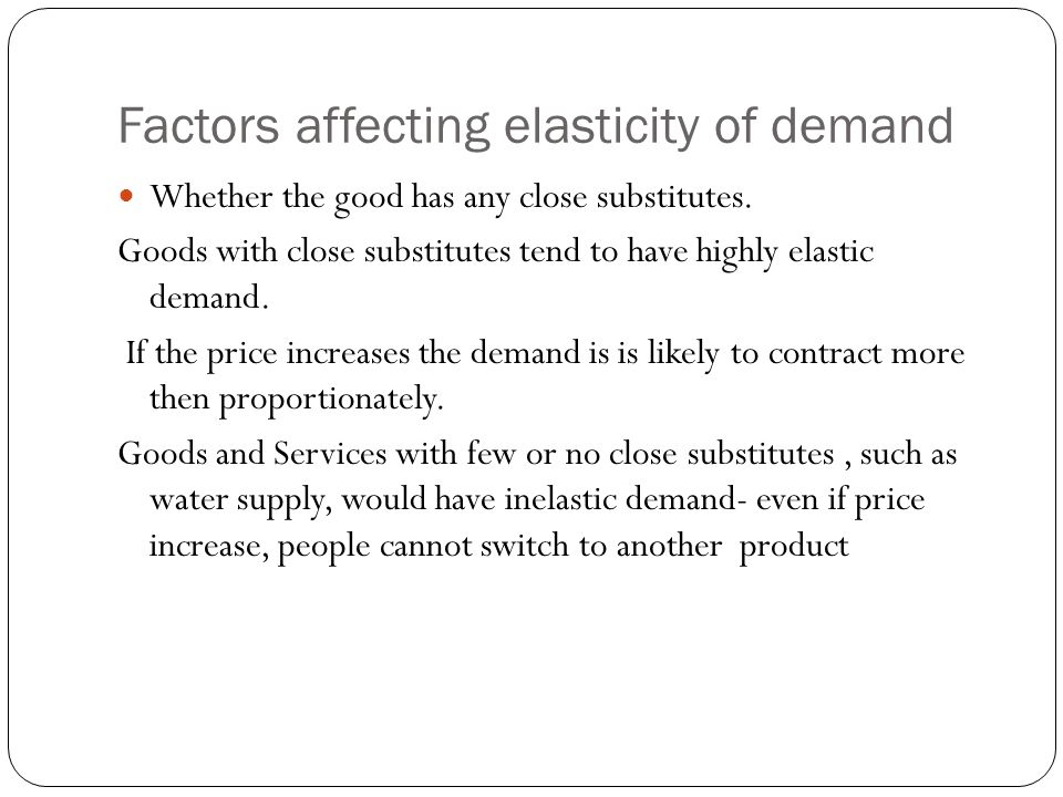 demand and supply factor affecting revenue generation essay Factors influencing tourism demand tourism demand refers to the willingness and ability of consumers to buy different amounts of a tourism product at different prices during any one period of time following standard theory, the demand for any good or service can be expected to be influenced by a myriad of price and non-price factors the.