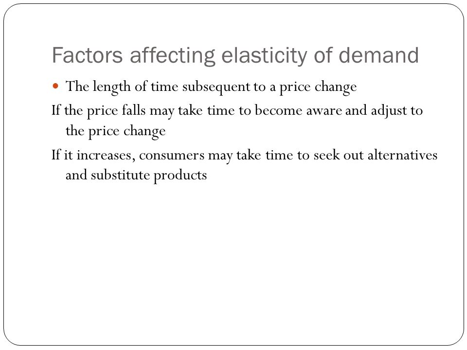 factors affecting demand of fmcg Five determinants of demand with examples and formula the five factors affecting demand using examples in the us economy share flip.