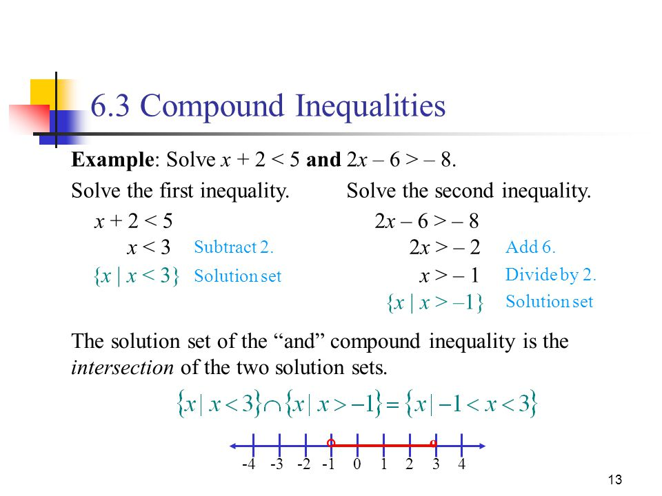 Solving compound inequalities worksheet doc