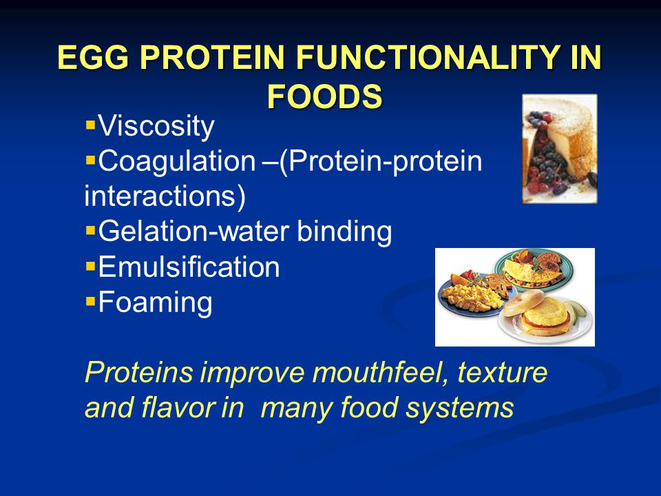 Eggs As A Source Of High Quality Protein Ppt Video