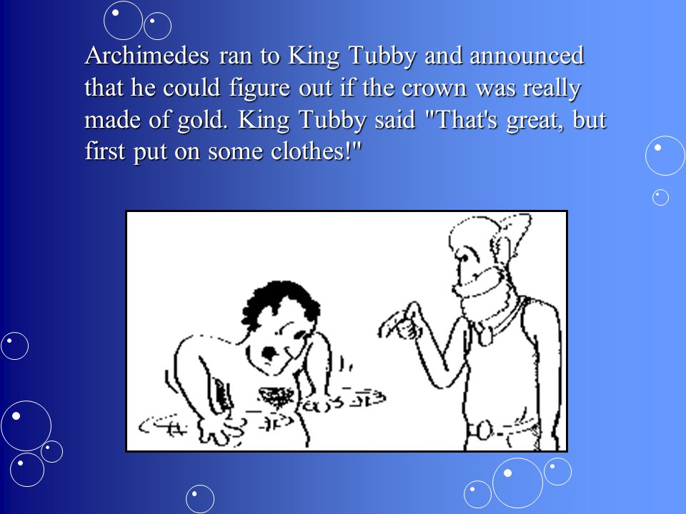 Archimedes and the Crown - ppt video online download