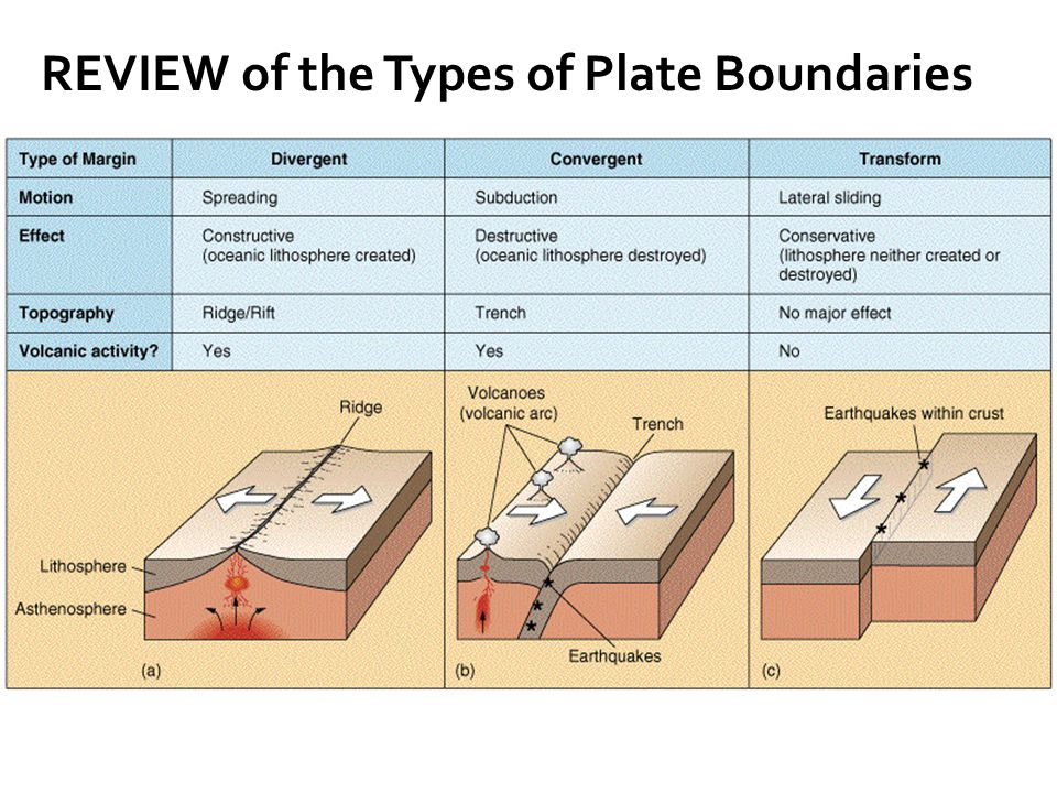 Layers of the Earth and Plate Tectonics - ppt download