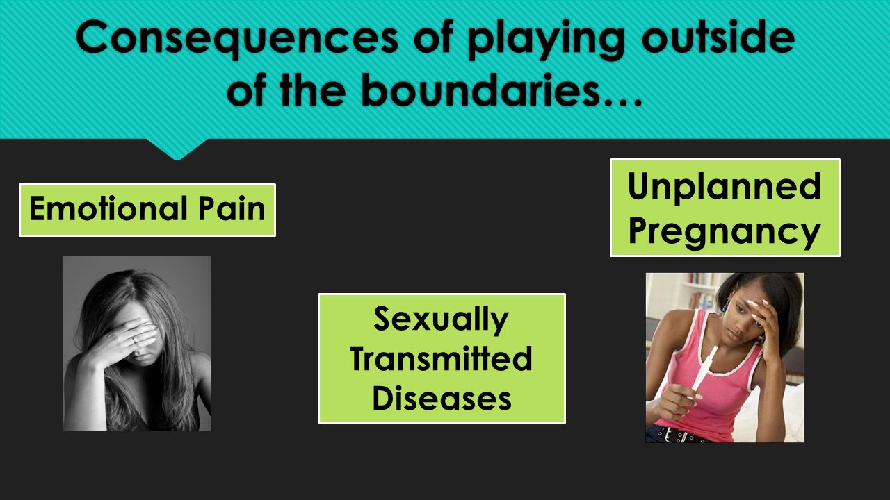 sexual transmitted disease personal consequences