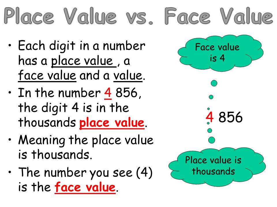 Decimal Place Value Worksheets 4th Grade | 3rd-4th Grade Place ...