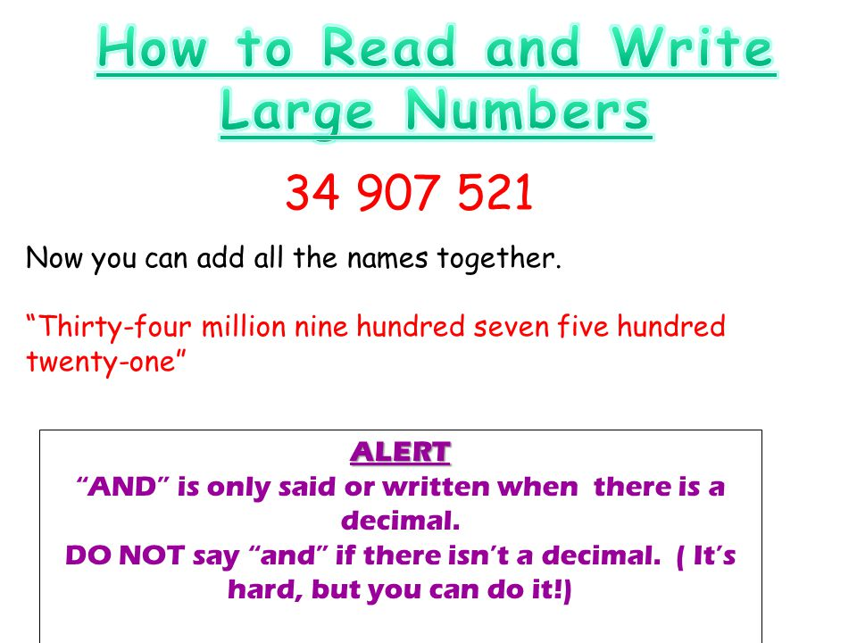 how to write big numbers How to write out numbers in compliance with british usage how to write numbers in words 6 renaming large number of image files with bash.
