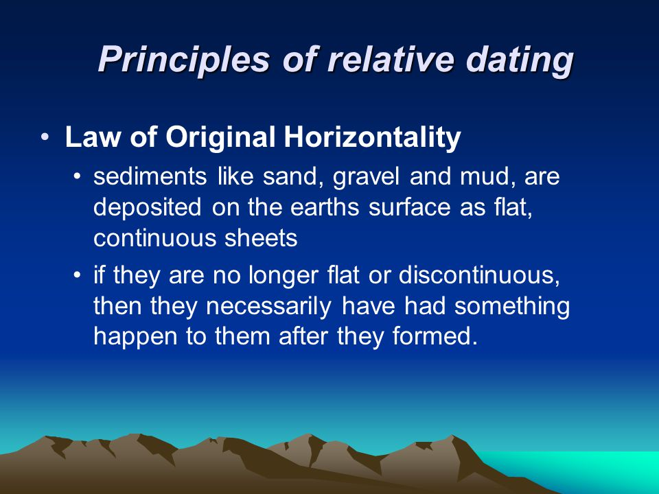 continuous and noncontinuous relationships dating