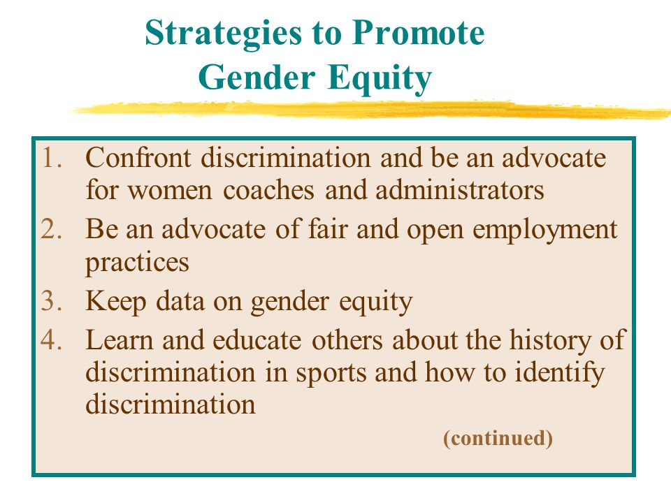 learning strategies and gender However, many teacher behaviors and teaching strategies have been identified  that  nevertheless, the result is gender inequity in science instruction which.