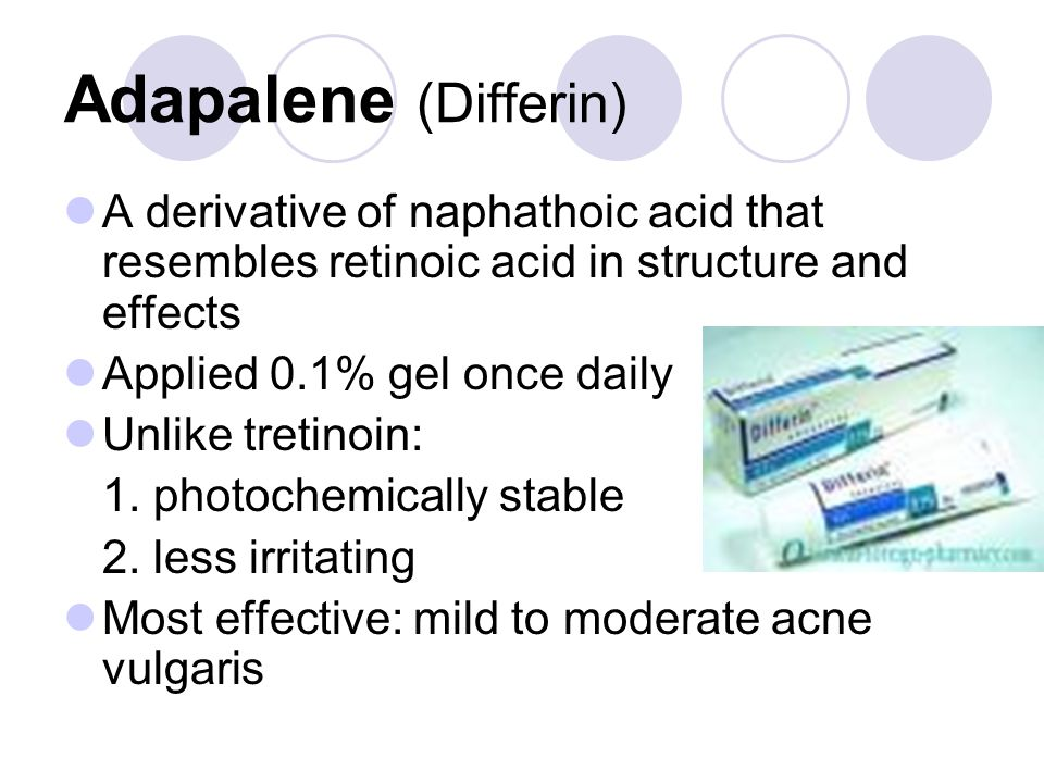 Treatment of Acne-II. - ppt video online download