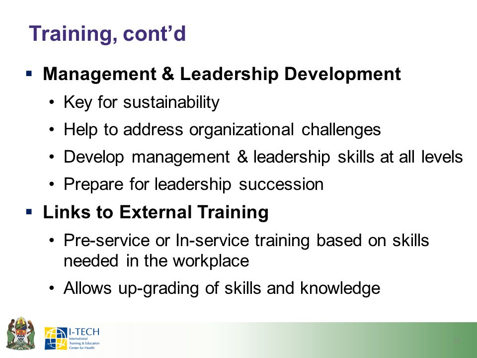 training and development learning for sustainable management pdf