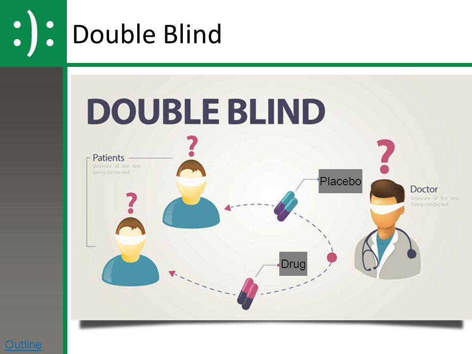 Medical Definition of Double-blind - MedicineNet