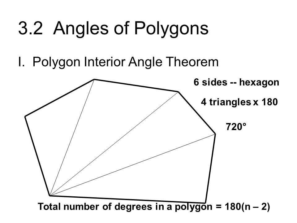 Chapter 3 polygons ppt video online download for Exterior angle of a regular octagon