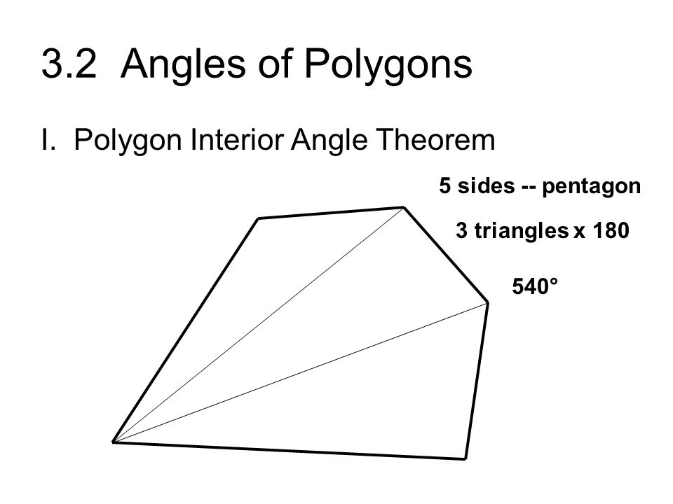 Chapter 3 polygons ppt video online download - Kuta software exterior angle theorem ...