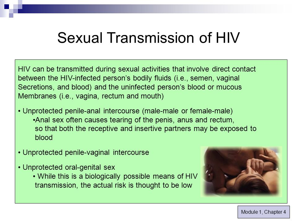 HIV Risk Behaviors HIV Risk and Prevention Estimates