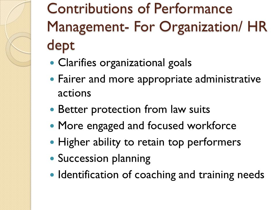 Performance Management And And Appraisal Gary Dessler