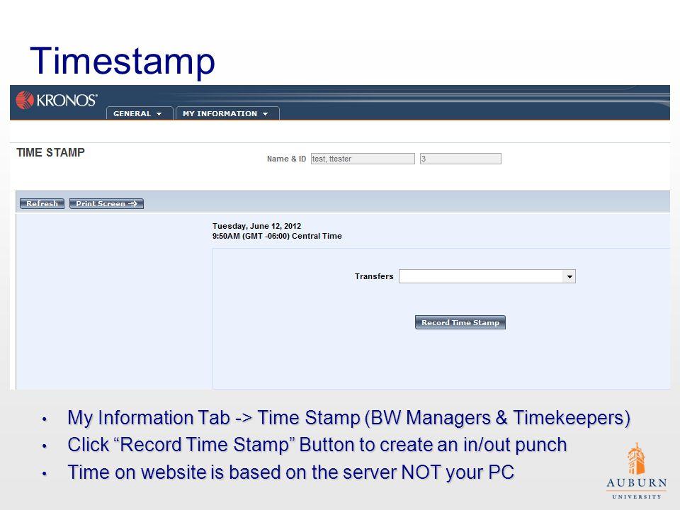Timestamp to date online in Brisbane