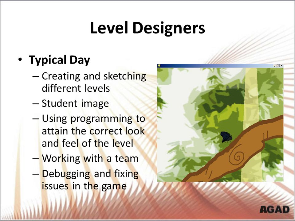 Level Designers Typical Day Creating and sketching different levels