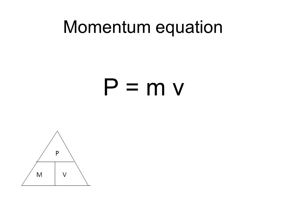 Momentum and change in momentum - ppt video online download