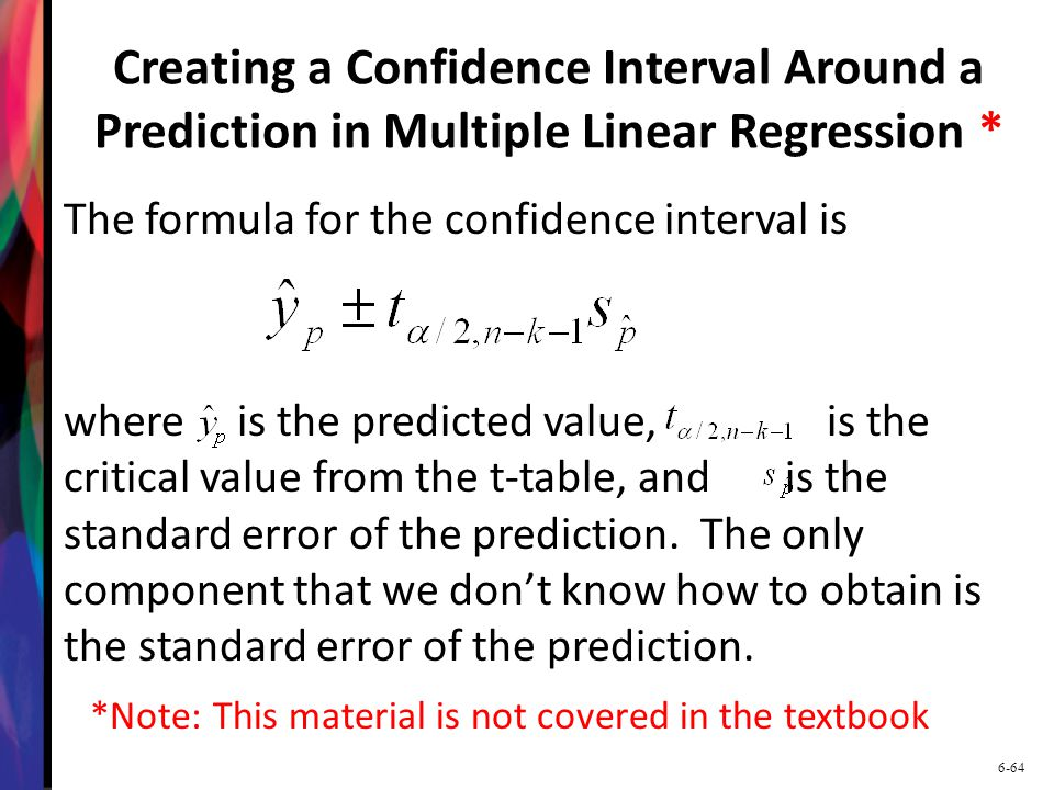 t value and regression R 2 can vary from 0 to 1 values near 1 mean the y values fall almost right on the regression line, while values near 0 mean there is very little relationship between x and y mcdonald, jh 2014 handbook of biological statistics (3rd ed) sparky house publishing, baltimore, maryland.