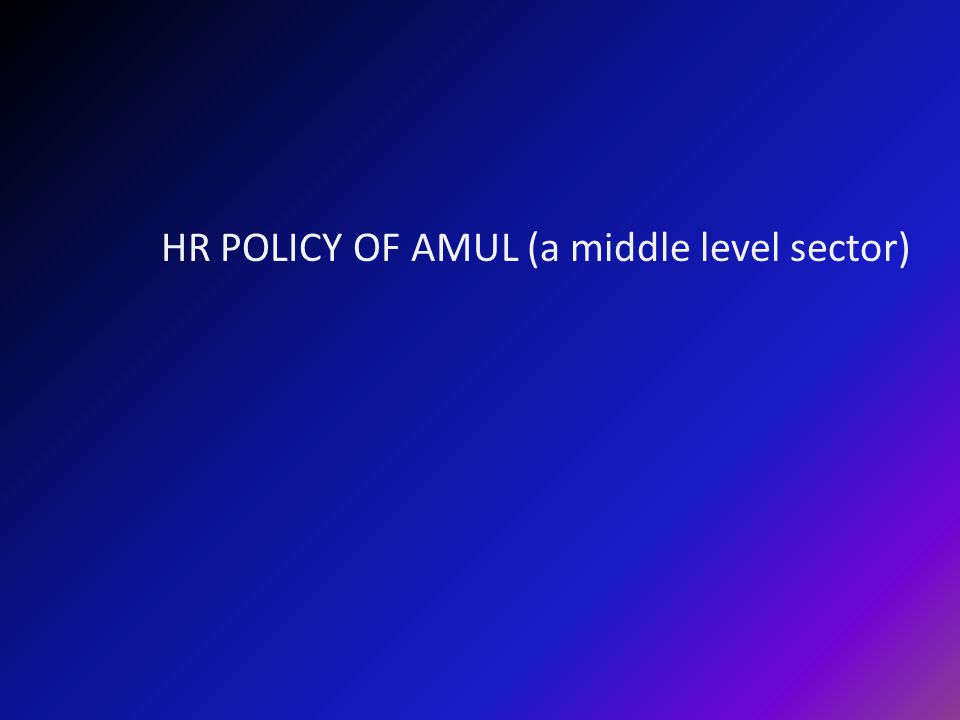 hr policies in it sector New hrm practices in the public and private sector industrial enterprises of managing human resources sector industrial enterprises of bangladesh can be.