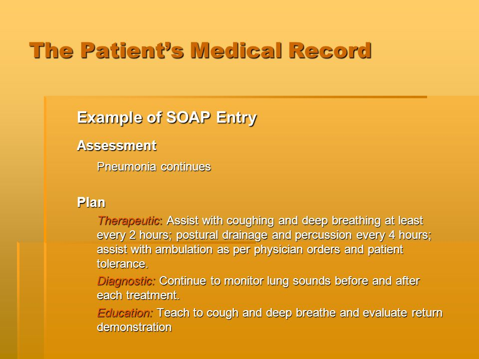 Ret 1024 Introduction To Respiratory Therapy Ppt Video