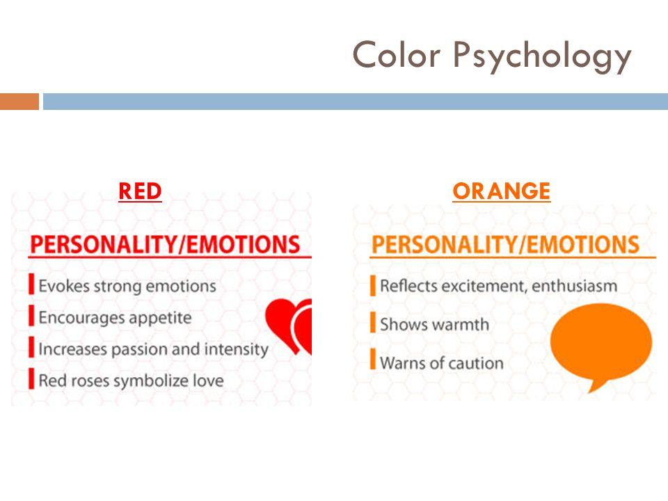 Color schemes psychology ppt video online download for Pink color psychology