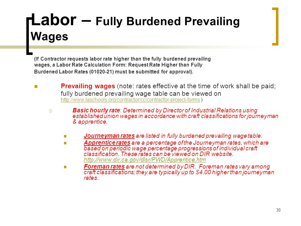 how to find prevailing wage rates