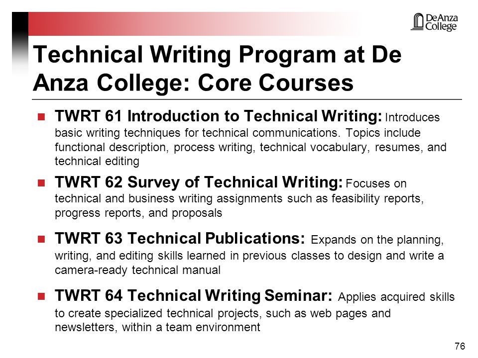 technical writing degree Want to know the difference between creative writing and technical writing tired of the 'technical  degree where i wrote that business writing is.