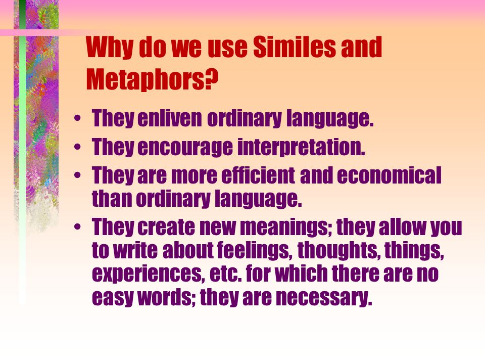 metaphors we live by more than The now-classic metaphors we live by changed our  they are metaphors we live by—metaphors that can shape  reddy documents this with more than a hundred.