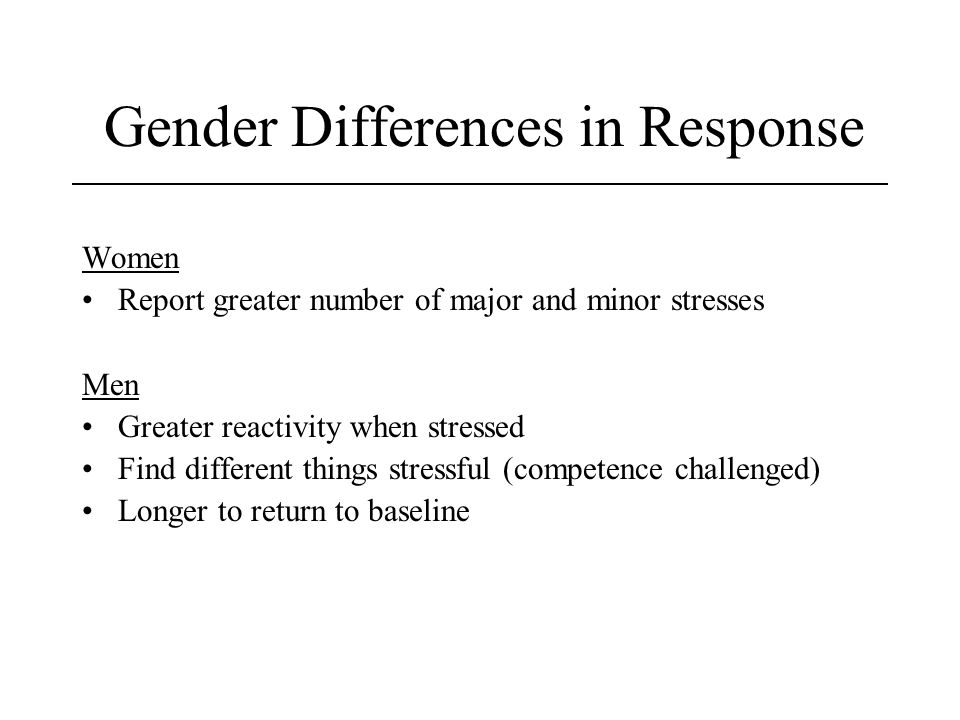 gender differences in test anxiety The present study is an attempt to investigate the difference in test anxiety  between male and  literature is full of studies which report gender differences  in.