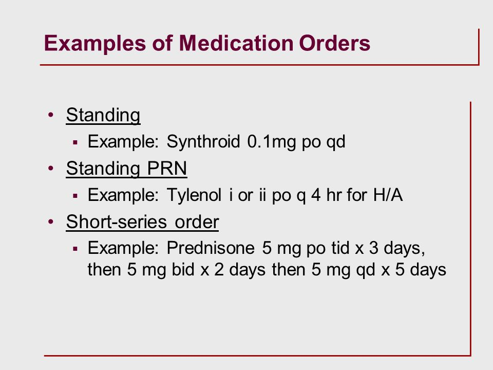 Medication Administration Ppt Video Online Download