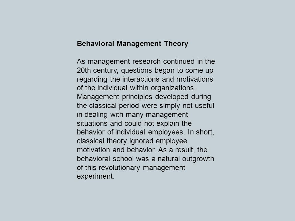 Classical Viewpoint Management Theories    Bureaucratic Management     Civil Service India